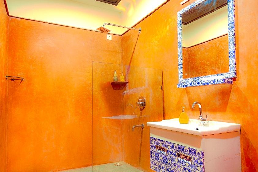 Villas in Goa, Villa Kings, Washroom