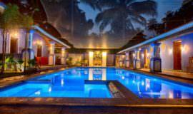 Villas in Goa, Villa Kings, Swimming Pool
